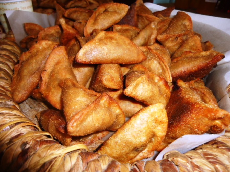 hommous turnovers