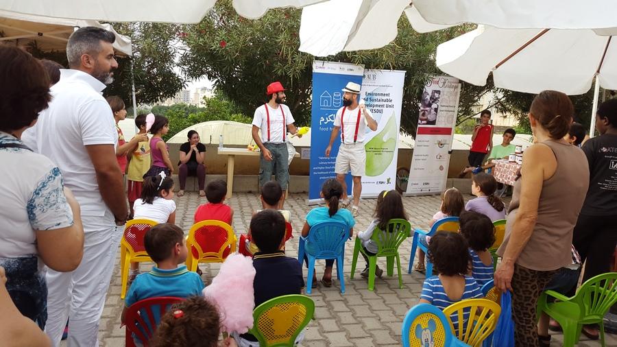 Cirquenciel acrobatic show
