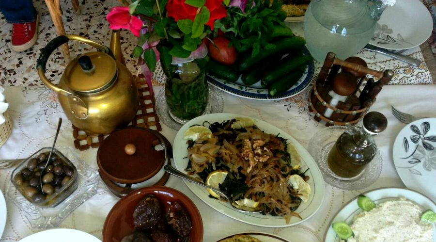 """Taste local specialties of the region in the guesthouses and the """"tables d'hote"""""""