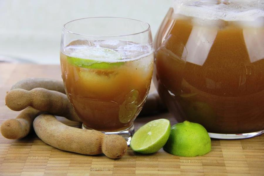 Cold tamarind drink (Source: http://caribbeanpot.com/)