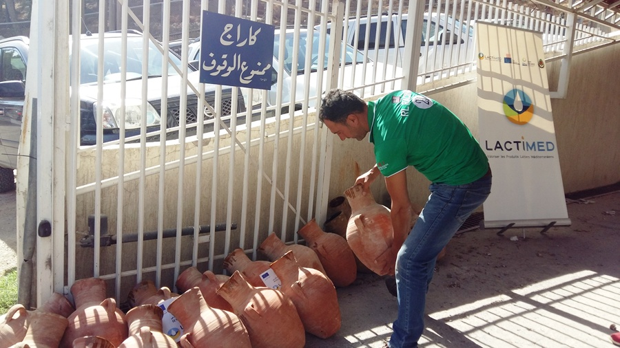 Jars distribution